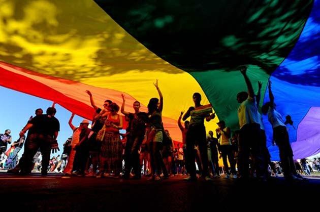 BRASIL-HOMOSEXUALES